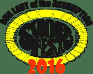 SummerFest 2016 logo